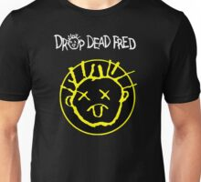 Drop Dead Fred Smiley Face Unisex T-Shirt