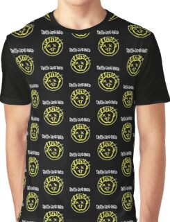 Drop Dead Fred Smiley Face Graphic T-Shirt