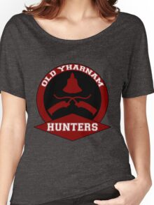 Old Yharnam Hunters - Bloodborne Women's Relaxed Fit T-Shirt