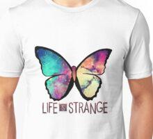Life is Strange Rainbow Galaxy Butterfly Unisex T-Shirt