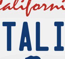 Catalina Island - California. Sticker