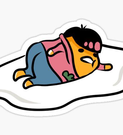 Osotama the lazy matsu Sticker
