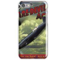 Dare-Devil Aces circa 1938 iPhone Case/Skin