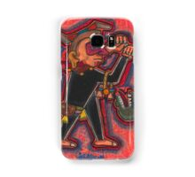 Aztec Guard Samsung Galaxy Case/Skin