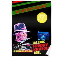 """""""Talking Freddy"""" Poster"""