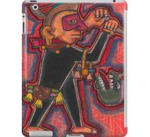 Aztec Guard iPad Case/Skin