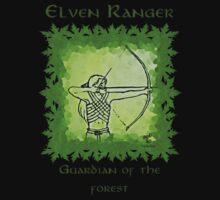 Elven Ranger Kids Tee
