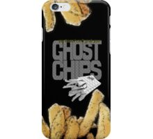 ghost chips iPhone Case/Skin