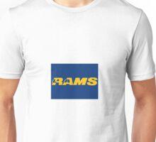 LA Rams Unisex T-Shirt