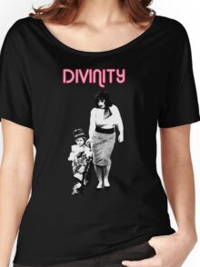 Divine Divinity Women's Relaxed Fit T-Shirt