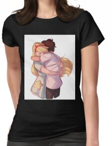 stay with me Womens Fitted T-Shirt