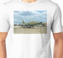TF-100F Super Sabre 56-3927/GT927 Unisex T-Shirt