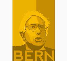 Bernie Sanders - Bern (GOLD) Unisex T-Shirt