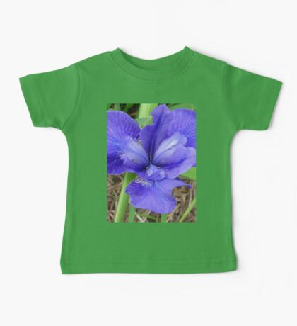 The Best Shade of Purple Baby Tee