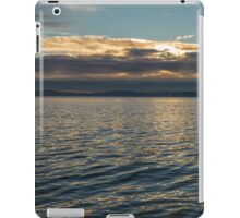 Tranquil Paddle iPad Case/Skin