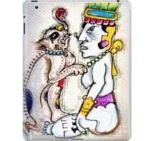 Aztec Mad Dog iPad Case/Skin