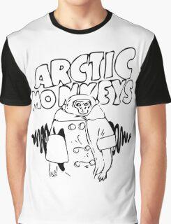 Arctic Monkeys (AM) | Solo Graphic T-Shirt