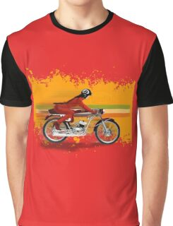 cafe racer mondial girl Graphic T-Shirt
