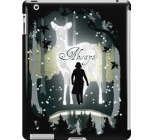 Always v2 iPad Case/Skin