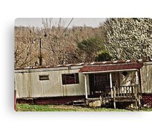 """""""Bubba's Summer Cottage """"... prints and products Canvas Print"""
