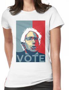 Bernie Sanders - Vote (Original) Womens Fitted T-Shirt