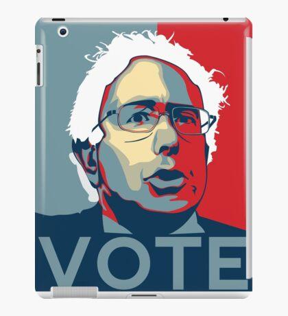 Bernie Sanders - Vote (Original) iPad Case/Skin