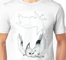 Symmetry in Nature Unisex T-Shirt