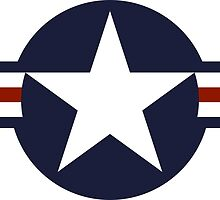 Roundel of the United States Navy Aircraft by abbeyz71