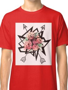 Floral shapes Classic T-Shirt