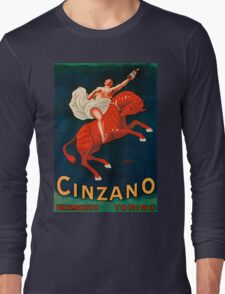 Vintage poster - Cinzano Vermouth Torino T-Shirt