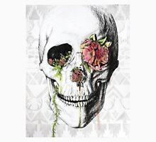 Floral Skull  Unisex T-Shirt