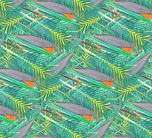 Tropical Weave by CarolineDevine
