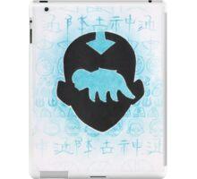 The Last Airbender  iPad Case/Skin