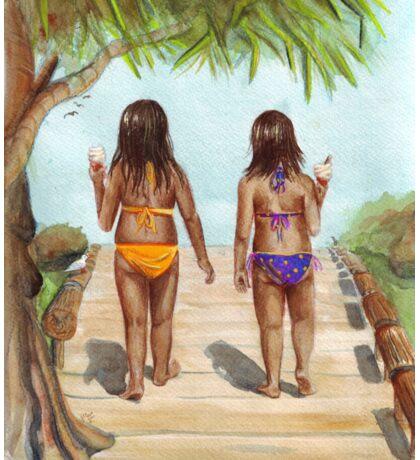 Girls of Summer Sticker