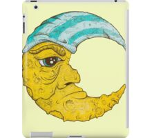 Old Man Moon iPad Case/Skin