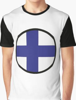 Under the Sign of Finland Graphic T-Shirt