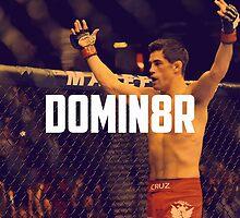 Dominick Cruz UFC by MeatballMagnus