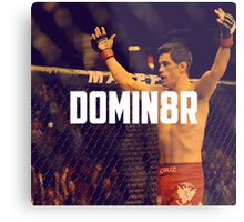 Dominick Cruz UFC Metal Print
