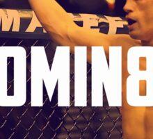 Dominick Cruz UFC Sticker