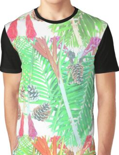 Tropical Breeze Graphic T-Shirt
