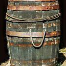 Tired Barrel by Heather Friedman