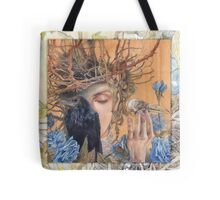 Thought and Memory Ravens Tote Bag