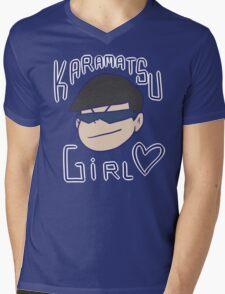 karamatsu girl Mens V-Neck T-Shirt