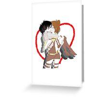 LeviHan Greeting Card