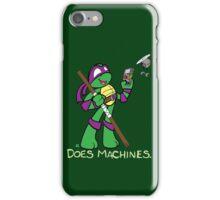 Teenage Mutant Ninja Turtles- Donatello iPhone Case/Skin