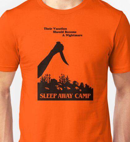 Sleepaway Camp Vintage Unisex T-Shirt