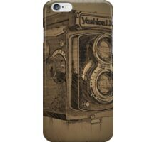 Yashica LM TLR iPhone Case/Skin