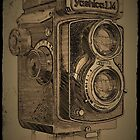 Yashica LM TLR by Keith G. Hawley