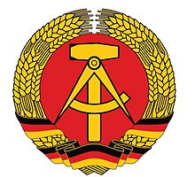 National Coat of Arms of East Germany by artpolitic