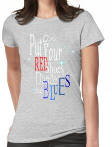 LET'S DANCE ... Womens Fitted T-Shirt